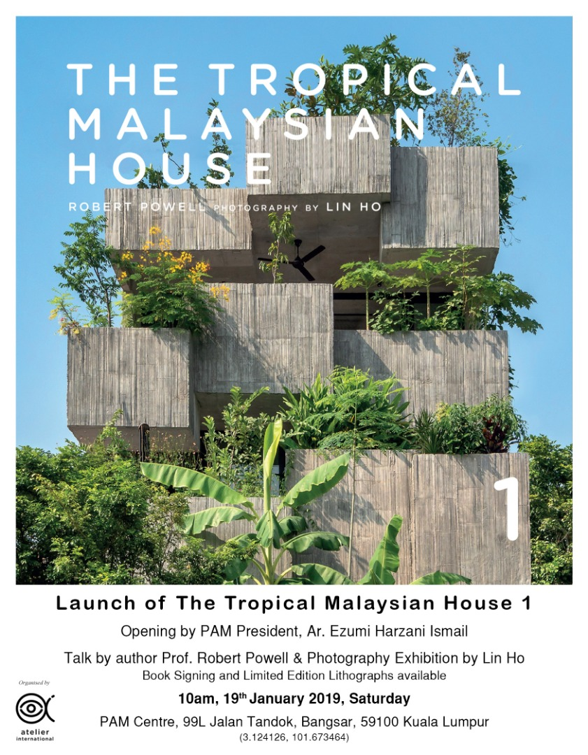 The Tropical Malaysian House