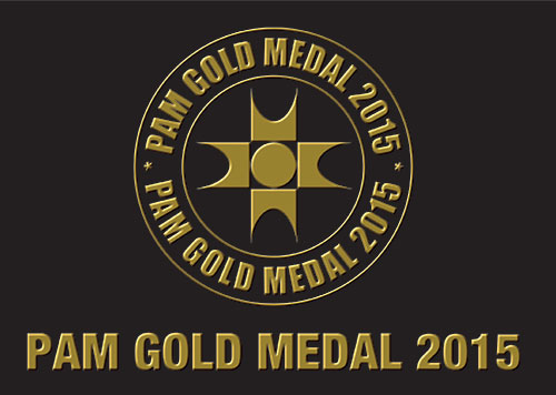 PAM Gold Medal 2015