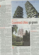 Crammed Cities Go Green