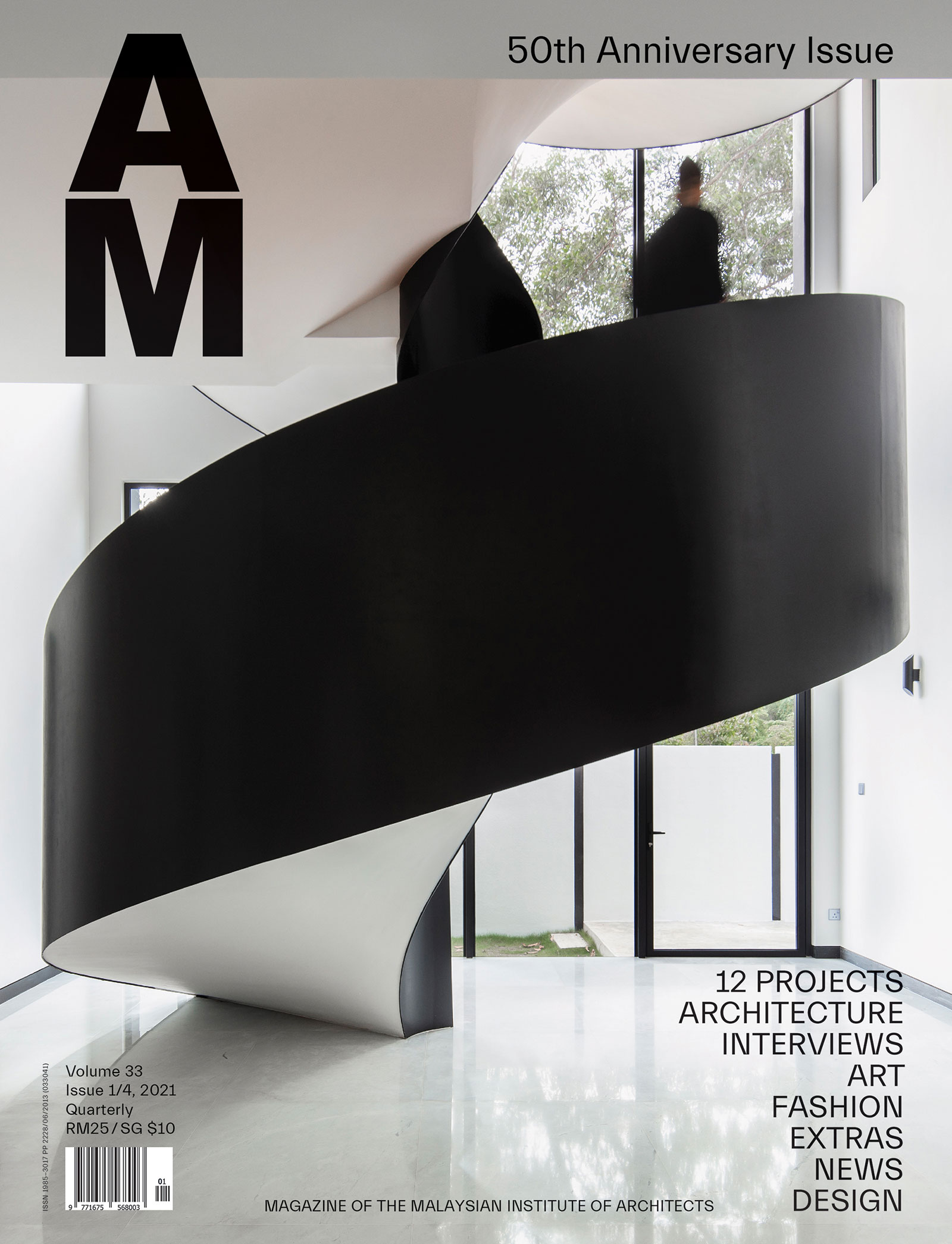 AM Issue 33 1/4 2021