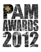 PAM awards 2012