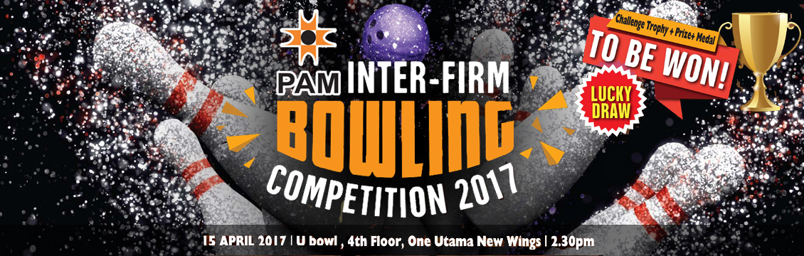 PAM bowling competition 2017
